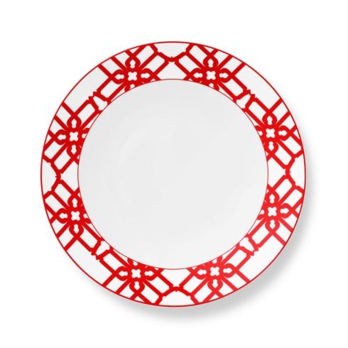 $32.00 Red Truman Porcelain Dinner