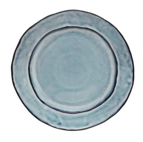 $23.00 Salad Plate, Blue (4)