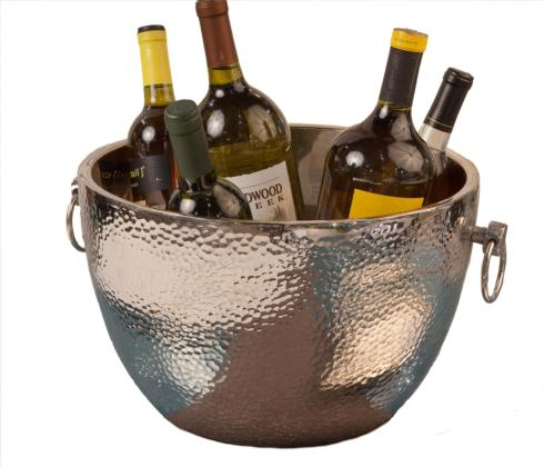 $215.00 DOUBLE WALLED HAMMERED COOLER