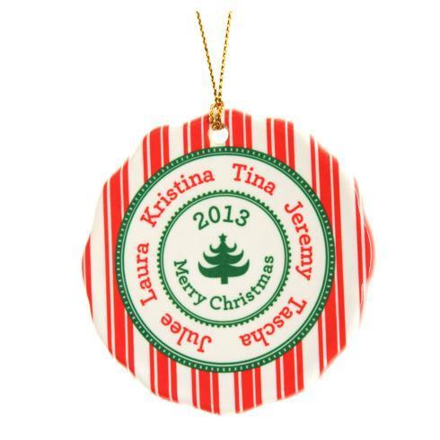 $16.00 Ornament-Candy Cane