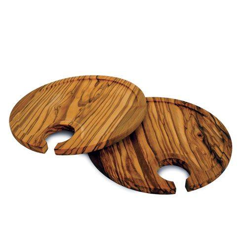 $20.95 Olive Wood Appetizer Plate