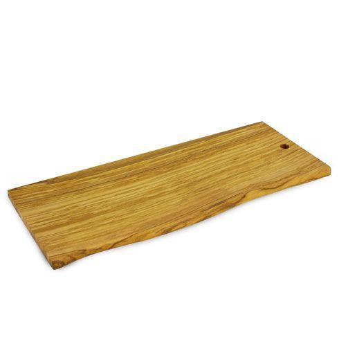 $47.95 Large Olive Wood Live Edge Cutting Board