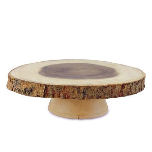 $32.95 Acacia Slice Riser