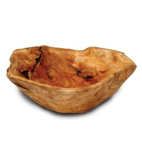 $71.95 Large Root Decorative Bowl
