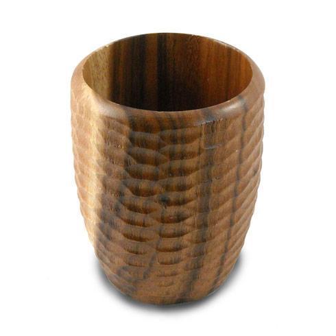 $24.95 Acacia Honeycomb Utensil Vase