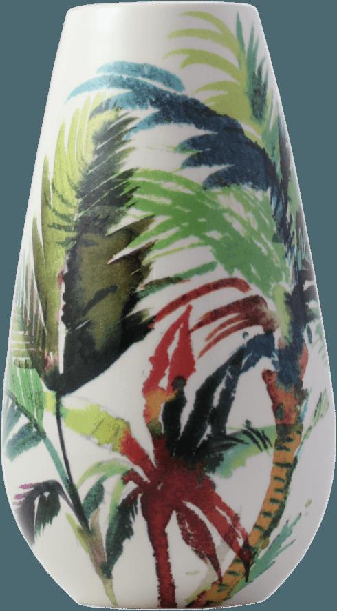$200.00 Vegetal Contour Vase