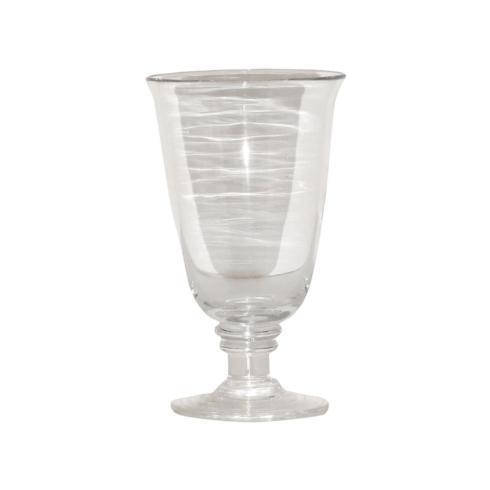 $13.95 Savanna Goblet Clear
