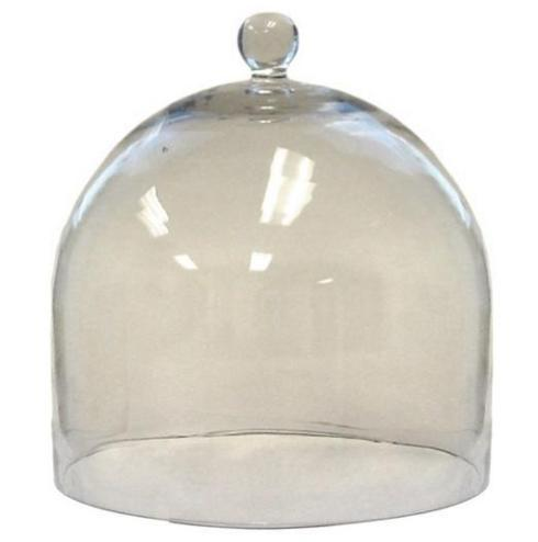 $59.95 Large Glass Dome Clear
