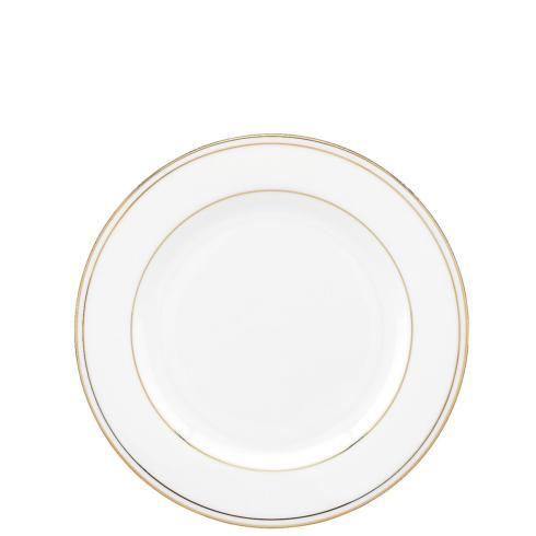 $17.00 Federal Gold Bread and Butter Plate