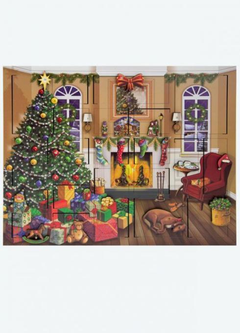 $90.00 Fireside Advent Calendar