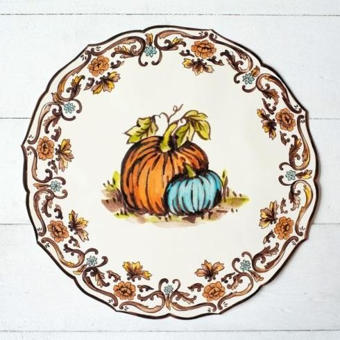 $29.95 DIE CUT THANKSGIVING CHINA PLACEMAT