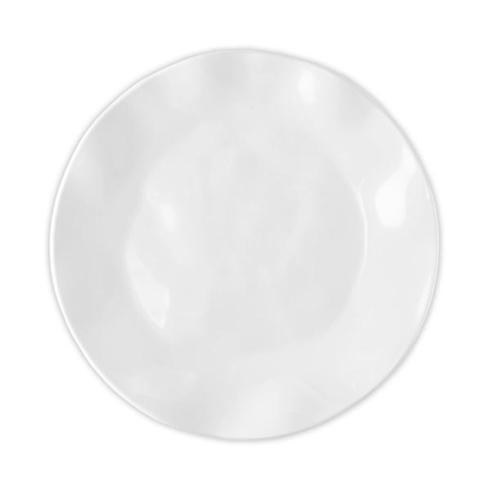 """$12.95 Ruffle 10.5"""" Round Dinner Plate"""