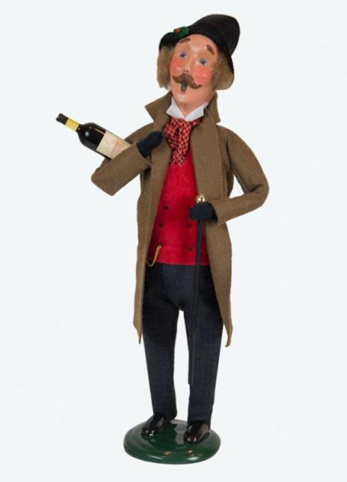 $78.00 Victorian Man w/wine