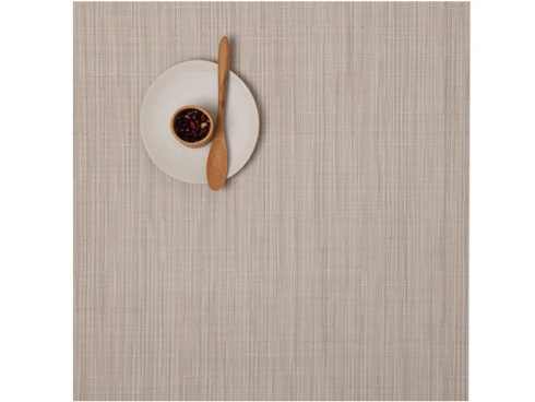 $13.50 Bamboo Chino Square Placemat
