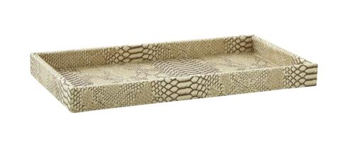 $55.00 Python Bone Vanity Tray