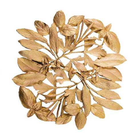$70.00 Herb Gold Trivet