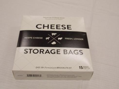 $9.25 Cheese Storage Bags