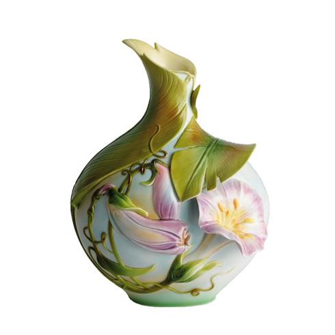 $231.00 Vase, Morning Glory