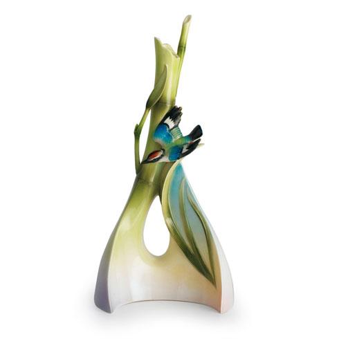 $230.00 Vase, triangle