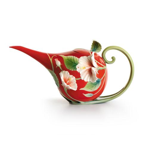 $266.00 Teapot, Island Beauty