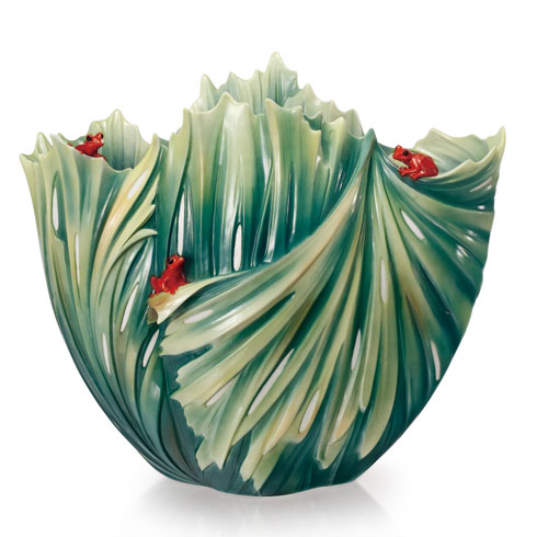 $908.00 Vase, (LE)