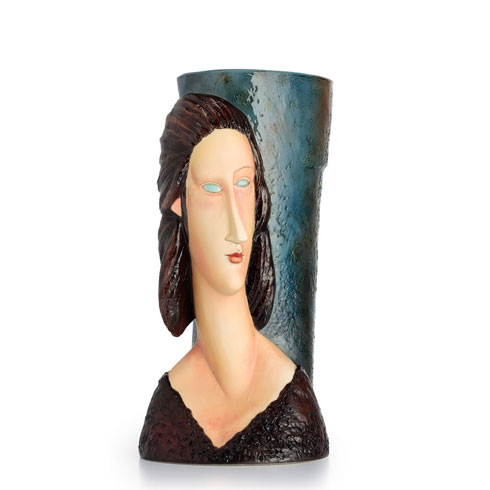 $957.00 Vase,  Blue-eyed Lover