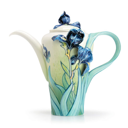 $308.00 Teapot, Iris