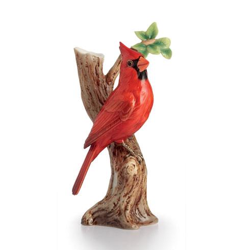 $180.00 Vase, Cardinal
