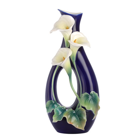 $525.00 Vase, Calla Lily