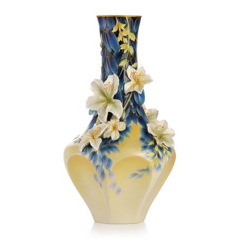 $1,870.00 Vase, Hong Kong orchid (LE)
