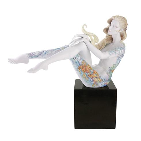 $12,672.00 Figurine, Neptune\'s Garden