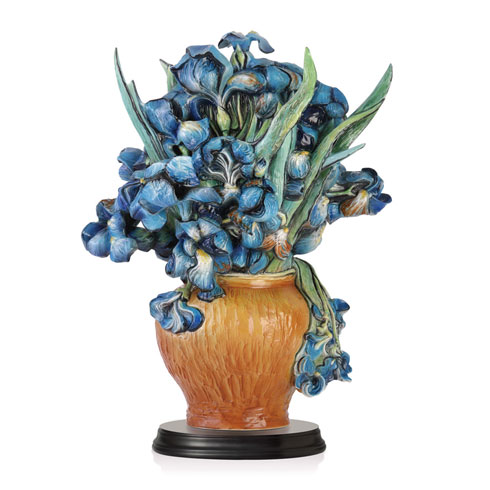 $2,850.00 Vase, Iris (LE)