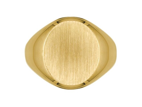 $1,620.00 14y Signet Ring 14x16mm