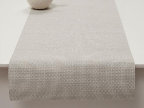 $54.99 Chilewich Basket weave Sandstone Table Runner