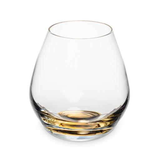 $16.99 Stemless Wine With Gold