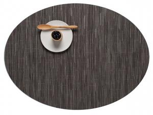 $19.99 Bamboo Oval Grey Flannel