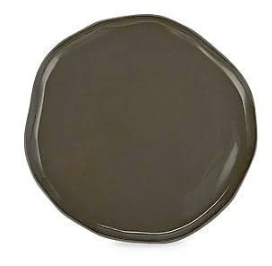 $19.99 BeHome - Small Plate (Charcoal)