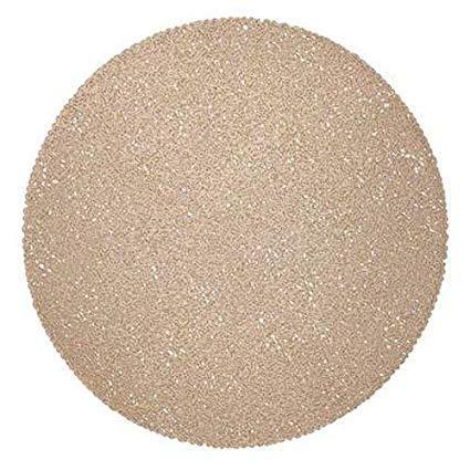 $9.99 Torre & Tagus - Luna Placemat (Gold)