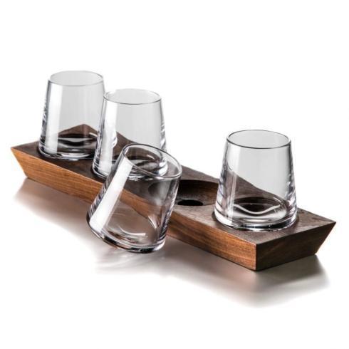 $250.00 Ludlow Whiskey Glass Set