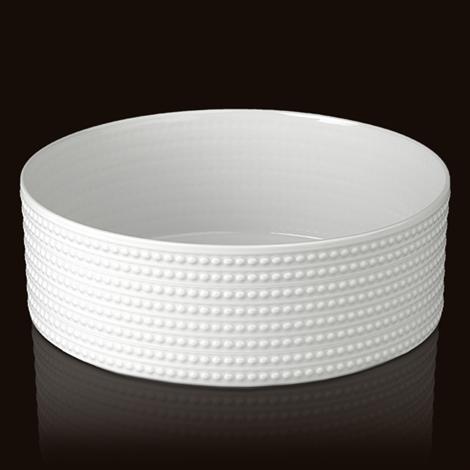$340.00 Perlee White Bowl large
