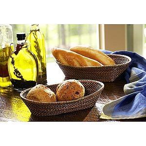 $68.00 Oval Bread Basket Lg