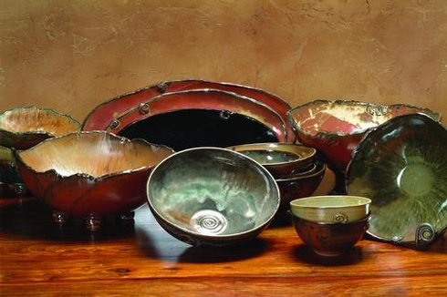 $126.00 Bowl Flared