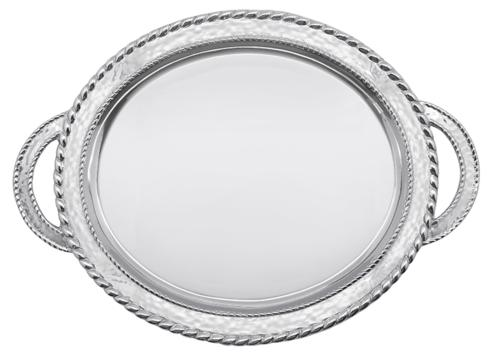 $129.00 Meridian Oval Service Tray