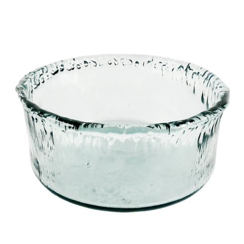 $48.00 Large Ruffle Glass Serving Bowl