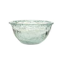 $50.00 Ruffle Glass Deep Bowl