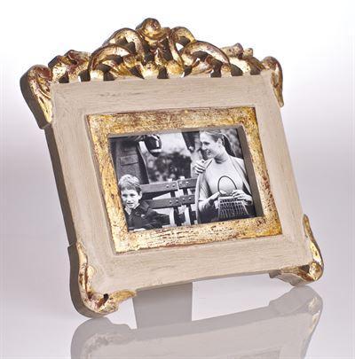 $75.00 Vendome Frame, Gray Finish