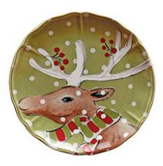 $29.50 Casafina Deer Individual Dinner Plate