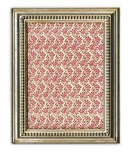 $50.00 Cavallini 5x7 Silver Frame
