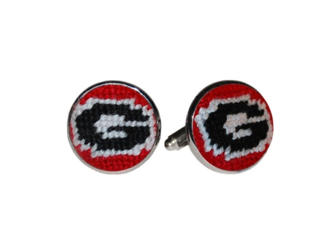 $55.00 Georgia Tech Cufflinks