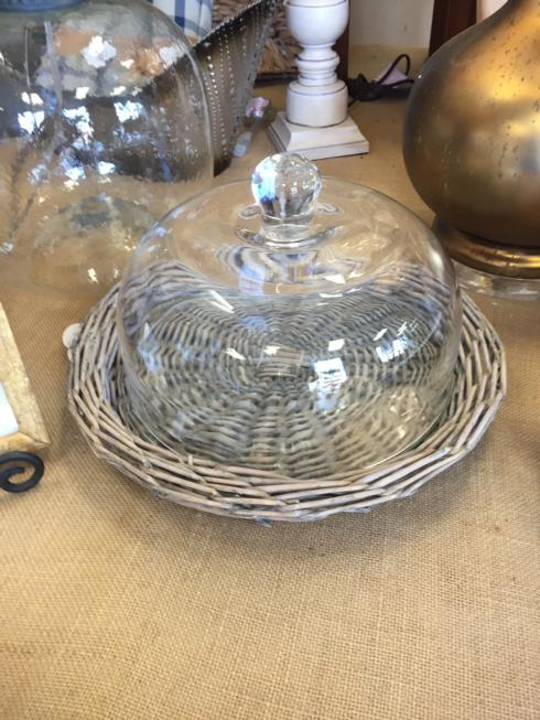 $58.00 Glass Serving Tray